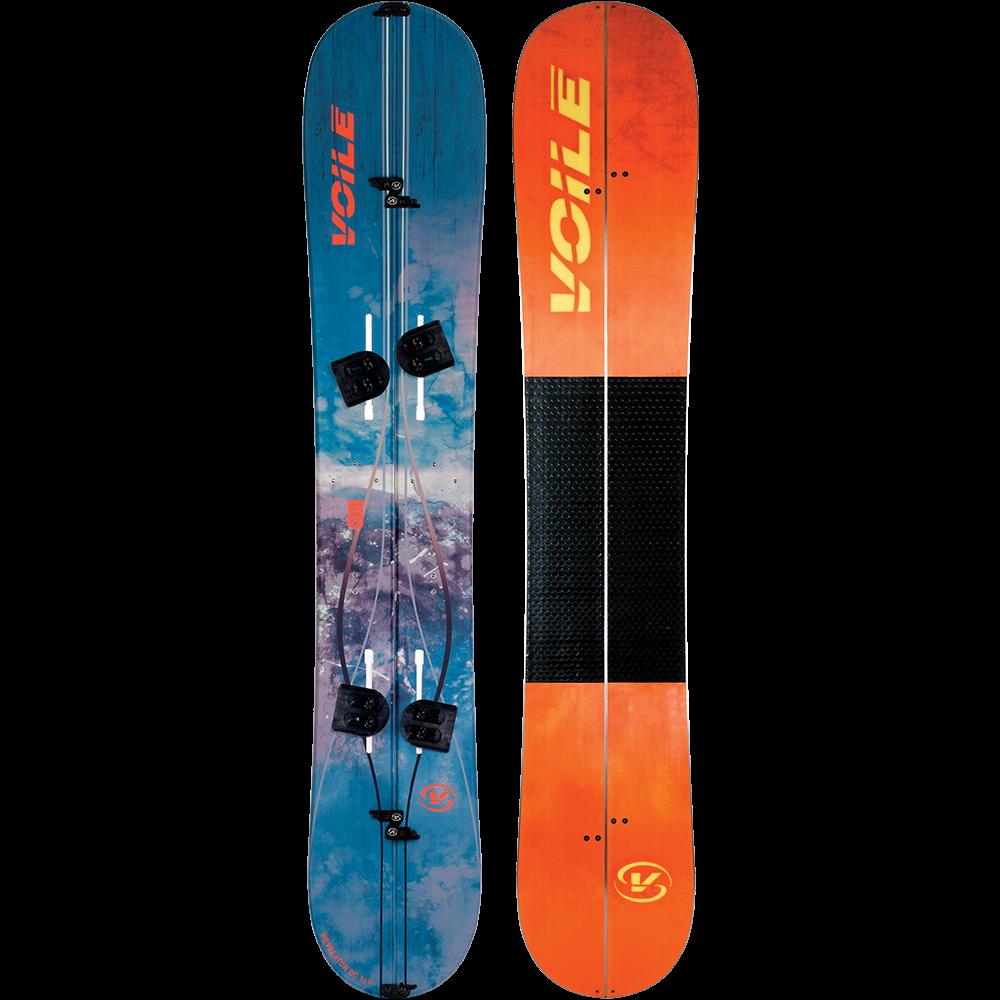 Voile Revelator BC splitboard