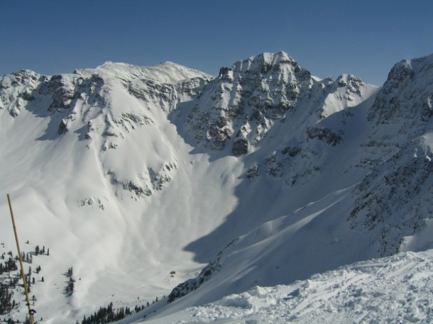The powder-filled beauty of Silverton | P: Snow Brains