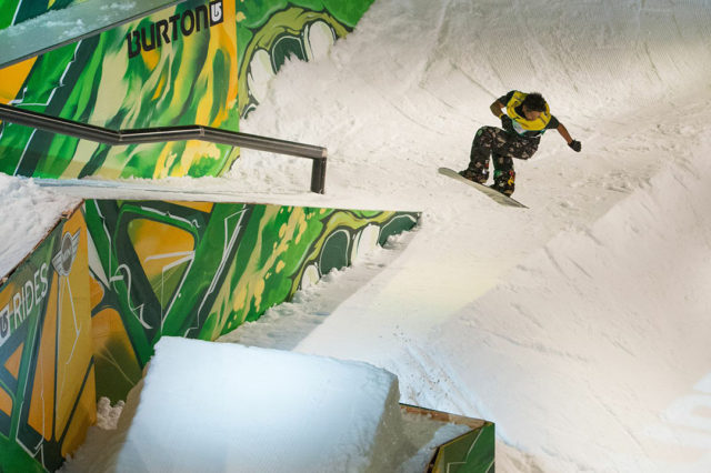 Burton Rail Days 2014 | Photo: Blotto
